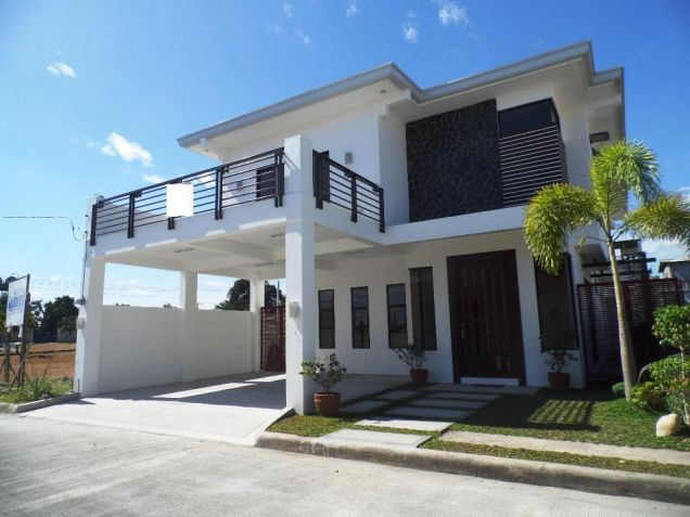 4Bedroom House & Lot For Rent In Hensonville Angeles City... - 0