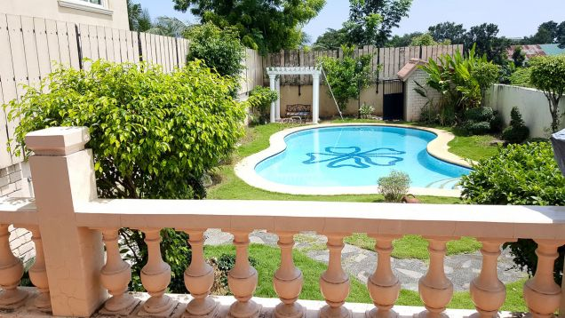4 Bedroom House with Swimming Pool for Rent in Maria Luisa Cebu - 1
