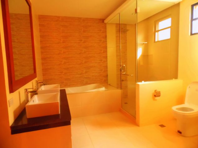 2 Storey Furnished House for rent in Hensonville - 70K - 2