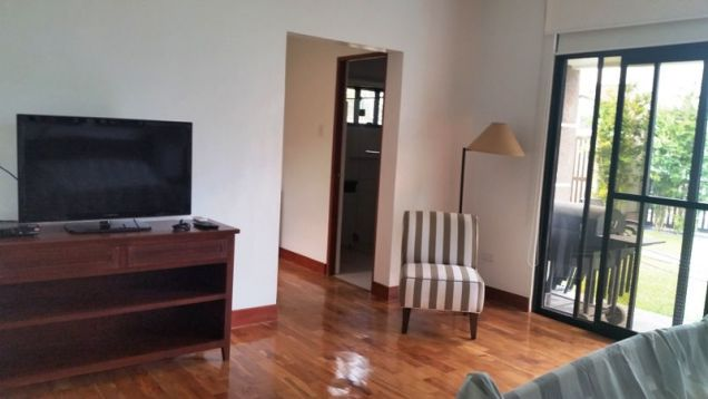 4 Bedroom furnished house with swimming pool for rent - P120K - 5