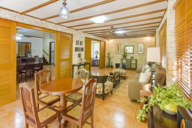 Spacious 8 Bedroom House for Rent in Maria Luisa Cebu City - 2