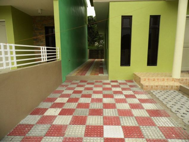 Brandnew House and Lot in Friendship for Rent - P20K - 3
