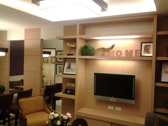 Affordable condominium near Eastwood city and LRT 2br 63sqm 3m - 0