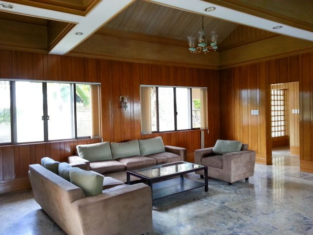 4 Bedroom House with Swimming Pool for Rent in Cebu Lahug - 0