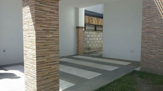 House and Lot for rent with 3BR in Angeles City - 40K - 7