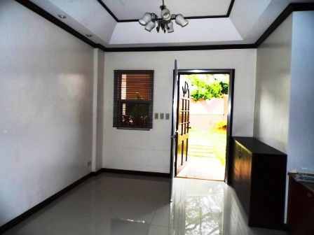 This 2 Storey House with Spacious Living room for rent at P55K - 3