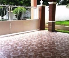 540Sqm Bungalow House & Lot For Rent In Angeles City Near Clark - 3