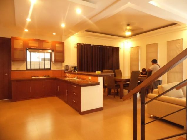For Rent House With Furnitures In Angeles City - 7
