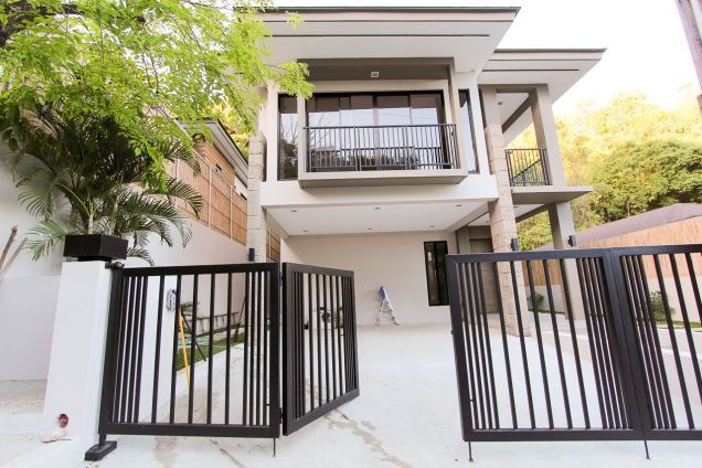 4 Bedroom House for Rent in Cebu City Maria Luisa Park - 0