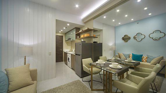 Torre Lorenzo Sur, 1 Bedroom for Sale, Las Pinas, Phillipp Barnachea - 1