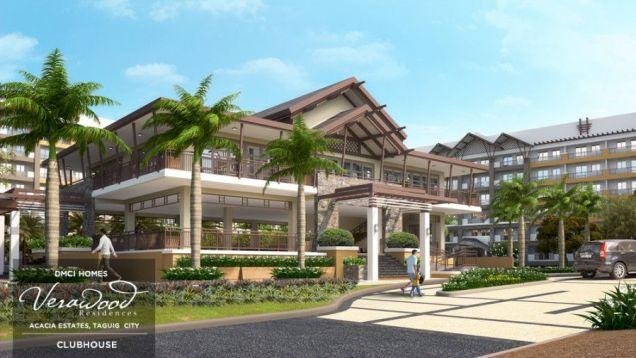 Verawood Residences 3 Bedroom Condo in Acacia Estates Taguig near BGC! - 7