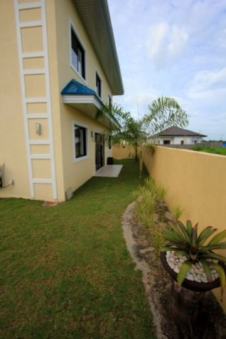 Furnished 4Bedroom 2-Storey House & Lot For Rent In Hensonville Angeles City Near Clark - 1