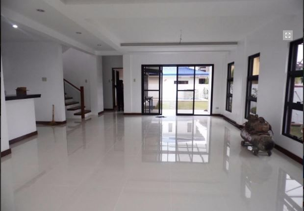 2 Storey House with swimming pool for rent in Hensonville @ 75K - 5