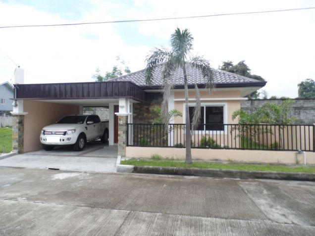 Bungalow House and Lot For Rent Near SM Clark @P30K - 3