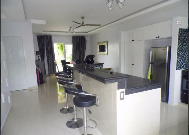 For Rent Furnished House and lot inside a secured Subdivision - 2