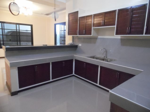 4BR Unfurnished House and Lot for rent - 50K - 8