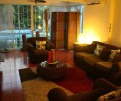 Fully Furnished Elegant House with pool for rent - P150K - 7