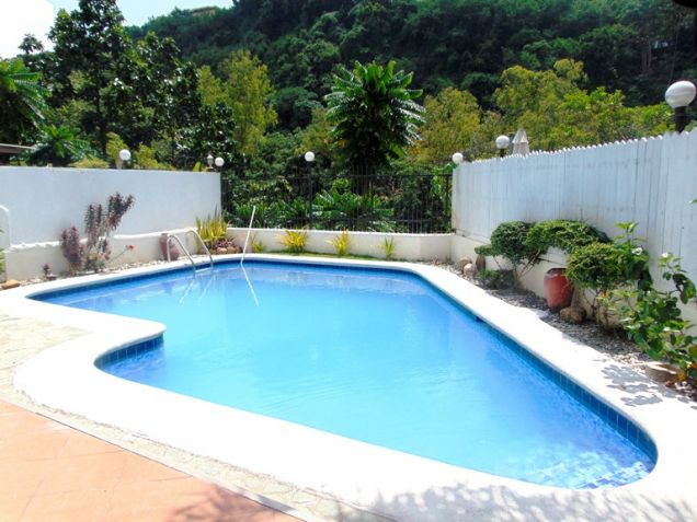 House for Rent with Swimming Pool in Banilad, Cebu City - 6