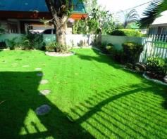 For Rent Bungalow House With Big Lot In Angeles City - 3