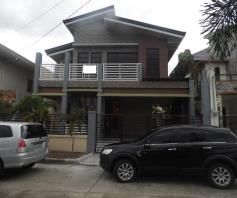 Modern 2 Storey House and lot for rent near SM Clark - P50K - 0