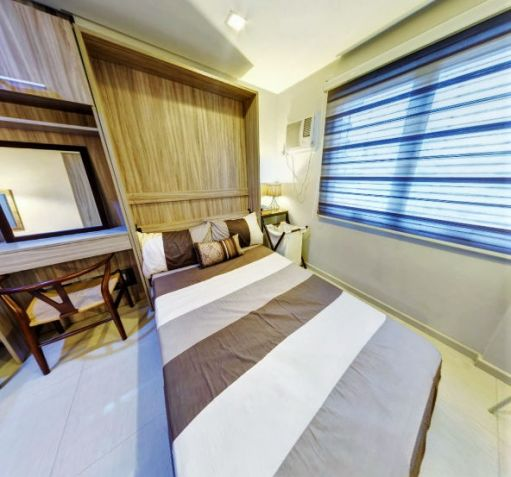 Bare Studio Unit for Sale in a mid-rise residential condominium at Acacia Escalades, Pasig City in the middle of Eastwood, Ortigas and Marikina - 5