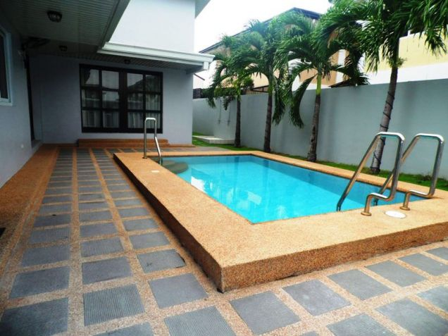 Furnished House & Lot With Pool For RENT In Hensonville Angeles City... - 7