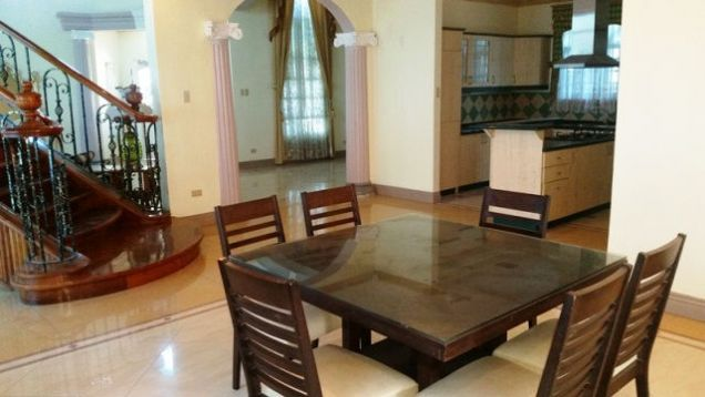 Huge House with 6 Bedrooms For Rent in Friendship, Angeles City - Fully Furnished - 7