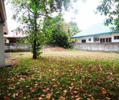 w/huge yard Bungalow House & Lot For RENT In Friendship Angeles City - 4