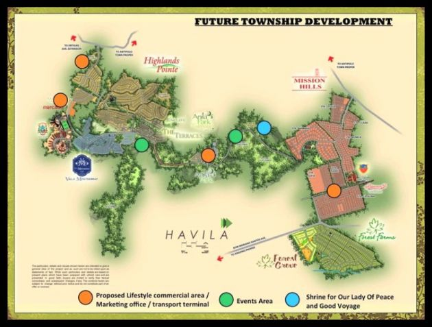 Re-Sale Residential lot in Taytay Havila Filinvest - 1