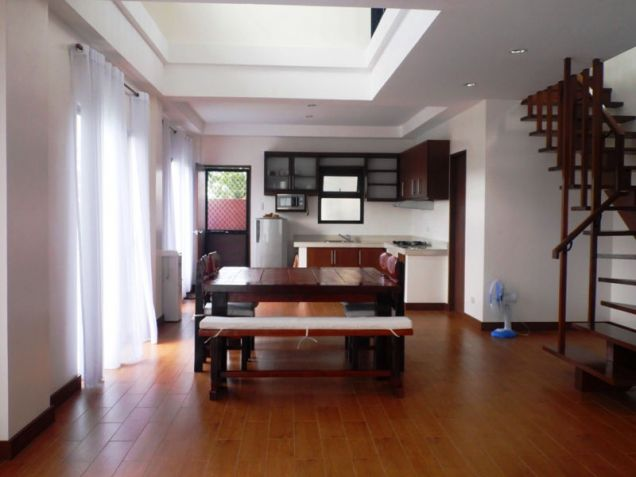 House and Lot for Rent in friendship Angeles City - 2