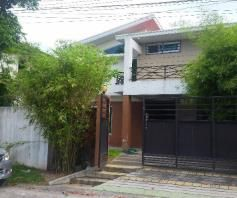 W/POOL 2-storey House & Lot for rent in Friendship, Angeles City - 0