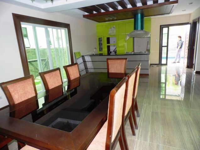 3 Bedroom Brand New House with Pool for Rent - 5