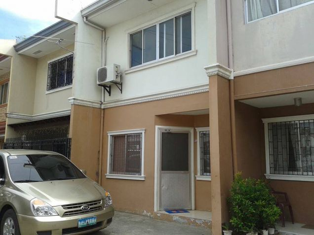 Mandaue town house for rent - 3