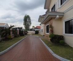 7 Bedroom House and lot with pool for rent - P180K - 5