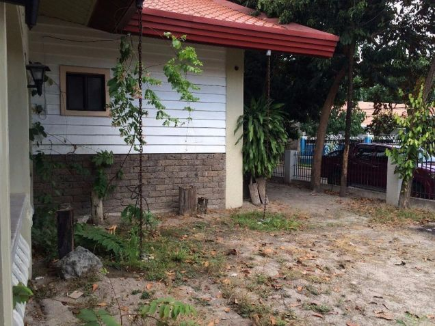 For Rent Bungalow House In Friendship Angeles City - 0
