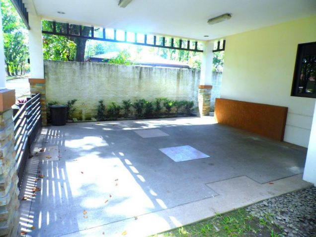 Bungalow House For Rent In Angeles City With 3 Bedrooms - 6