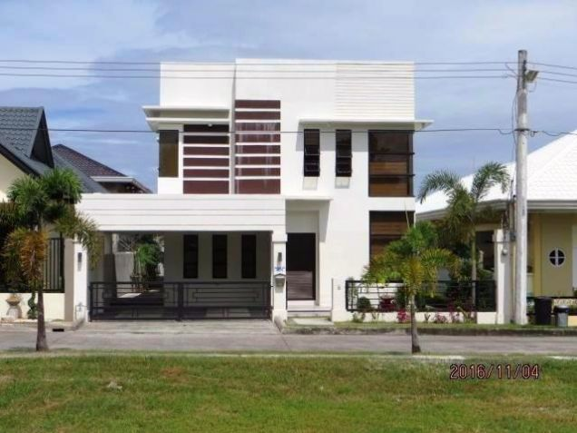 2-Storey 4Bedroom Modern House & Lot For RENT In Pulu Amsic Subd.,Angeles City - 0