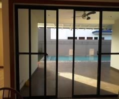 Bungalow House with Spacious square footage and swimming pool For Rent @90k - 3