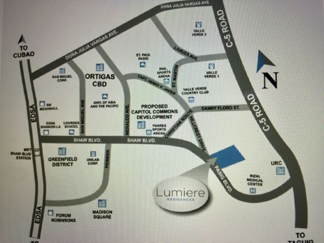 Commercial Lot @ H. Javier, Bgy. Oranbo, Pasig City For Sale - 3