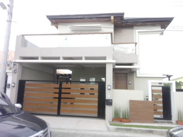 Newly Built House with elegant Furniture for rent - 95K - 7