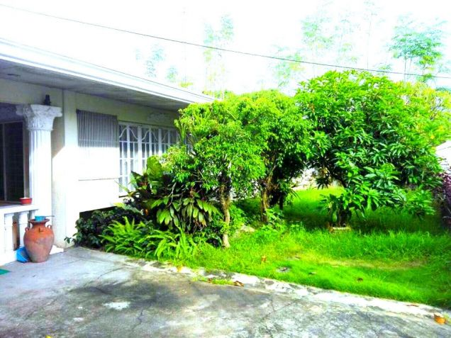 Unfurnished Bungalow 3 Bedroom House For Rent In Angeles City - 1