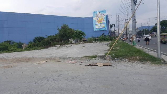 Commercial Area Besides SM Taytay - 1