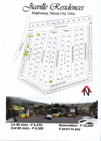 Affordable residential lots in Talisay City for only 4.2k monthly! - 5