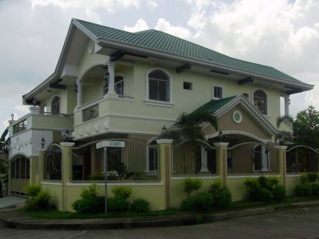 2-Storey House and Lot for Rent in San Fernando Pampanga  P40K - 2