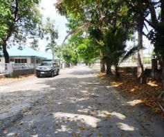 w/huge yard Bungalow House & Lot For RENT In Friendship Angeles City - 8