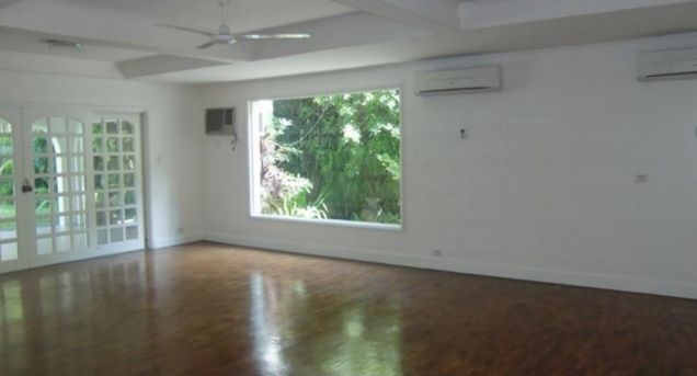 Stylish house for rent in Dasmarinas Village, Makati City(All Direct Listings) - 4