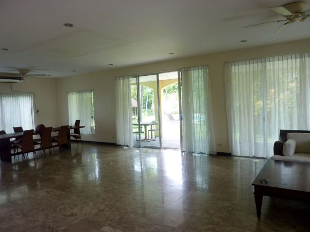 4 Bedroom House with Swimming Pool for Rent in North Town Cebu City - 5
