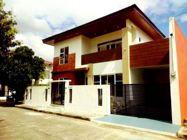 Newly Built House for rent in an Exclusive Subdivision in San Fernando - 60K - 0