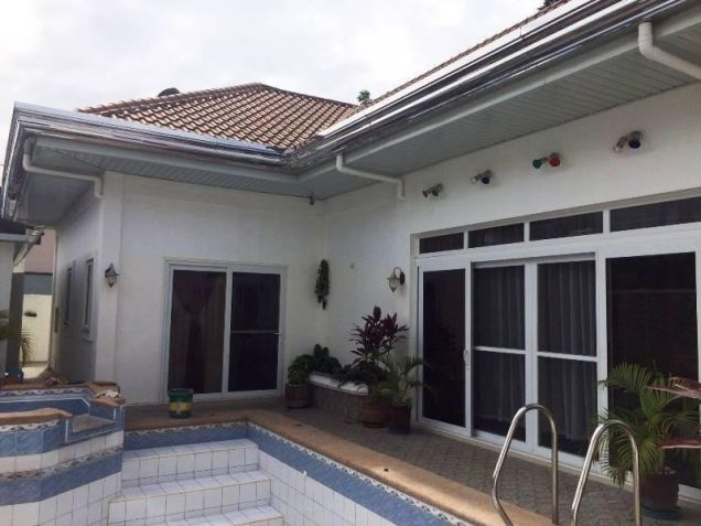 4 Bedroom Furnished house and lot for rent with pool near Nlex - 8