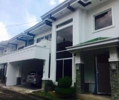 3 Bedroom Town House for Rent in a Exclusive Subdivision - 1